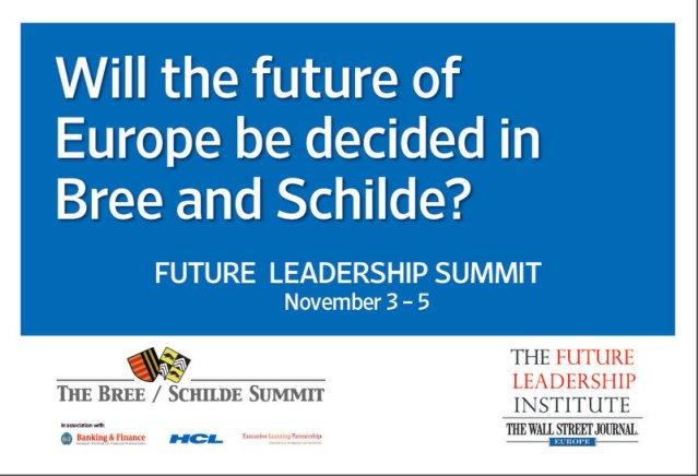 Bree Schilde Summit Poster