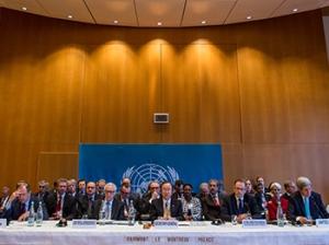 FLI Geneva II Conference on Syria