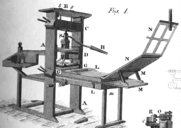 FLI Printing Press 15