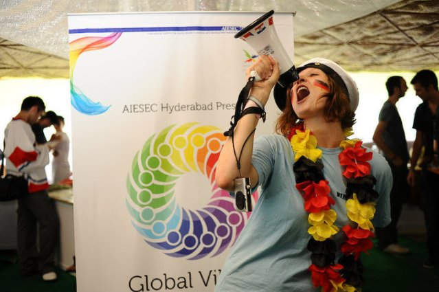 AIESEC Hyderabad Global Village