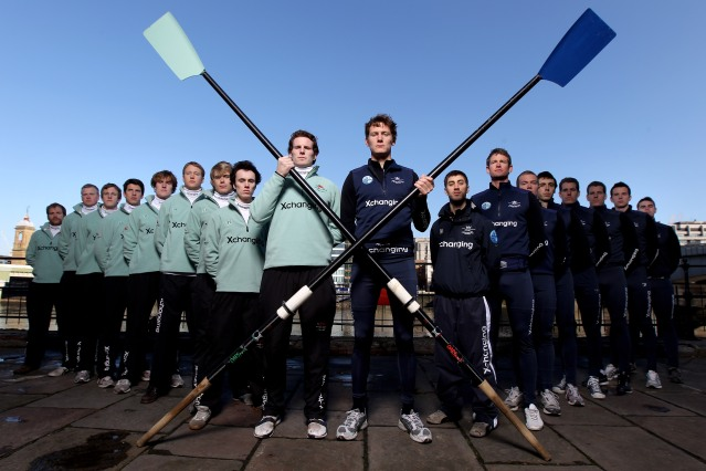 2010 Boat Race Launch
