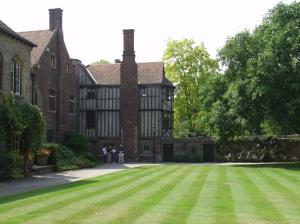 Queens College, Cambridge, UK, CUIC Seminar 1