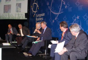 European Business Summit EBS Greening the Economy 1