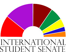 FLI International Student Senate Logo