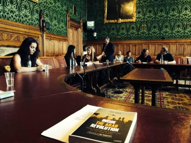 FLI Koert Debeuf House of Lords