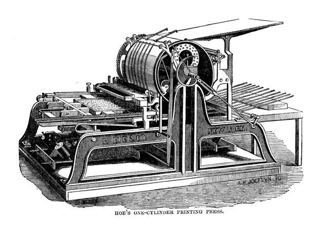 FLI Printing Press 5