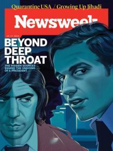 Newsweek cover last