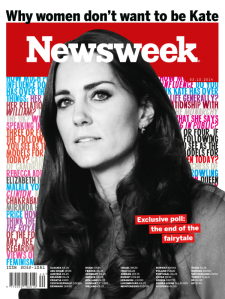 Newsweek kate-cover