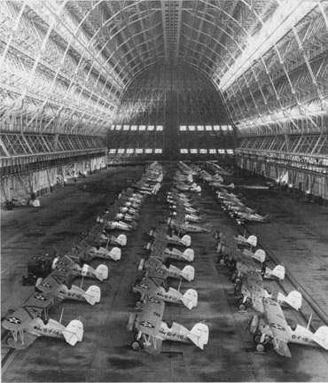 FLI 2 Hangar One