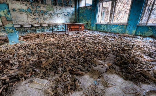 FLI Evidence Chernobyl