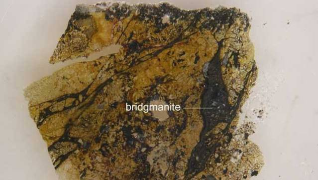 FLI Bridgmanite