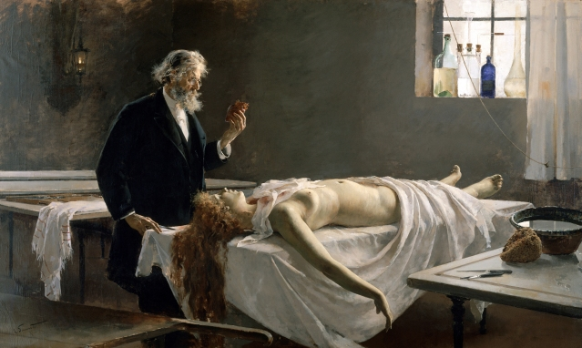 """Anatomy of the Heart"" by Enrique Simonet y Lombardo"