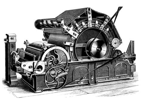 FLI Printing Press 12