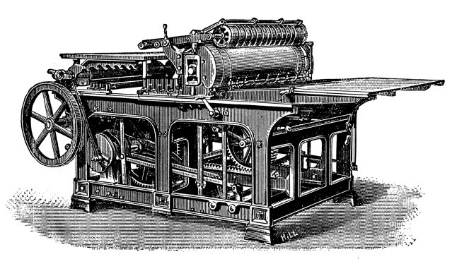 FLI Printing Press