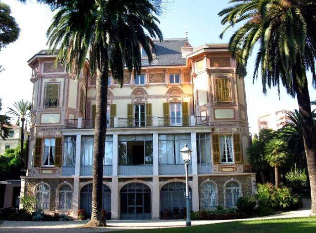 FLI Villa Nobel San Remo Italy
