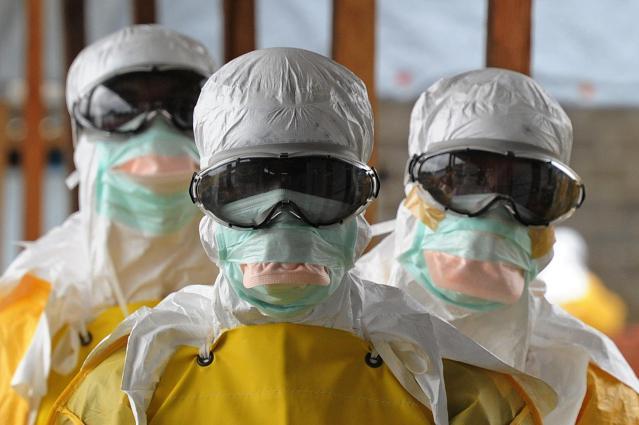 Ebola WHO