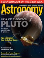 FLI Astronomy Pluto
