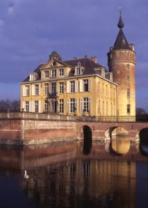FLI Axel Vervoordt Castle