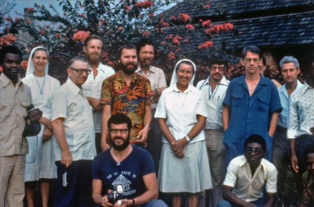FLI Ebola Peter Piot 1976 Discovery