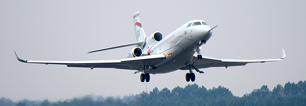 Ultra-long Range Falcon 8X On Track For Second Half 2016 Service Entry