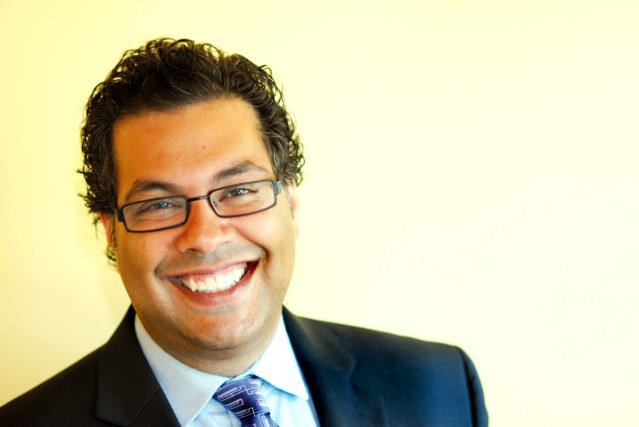 Naheed Nenshi, best mayor 2014