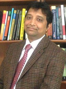 Dr Anup Basu, QUT Business School, Economics and Finance Source: Dr. Anup Basu