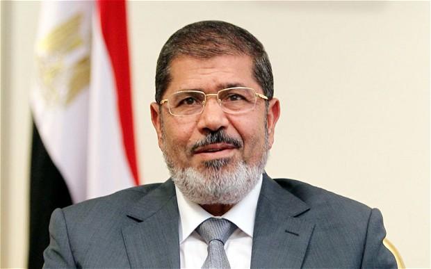 FLI Islamist President Mohammed Morsi