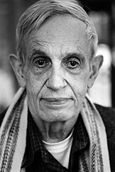 Princeton University mathematician John Nash received the 2015 Abel Prize from the Norwegian Academy of Science and Letters for his seminal work on partial differential equations, which are used to describe the basic laws of scientific phenomena. The award is one of the most prestigious in the field of mathematics and includes an $800,000 prize. Nash shares the prize with longtime colleague Louis Nirenberg, a professor emeritus at New York University's Courant Institute of Mathematical Sciences.  Photo by  © Peter Badge/Typos 1 in coop. with the HLF - all rights reserved 2015 / source: Princeton University