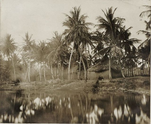 FLI Ghana Picture Black and White