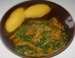 FLI Groundnut Soup