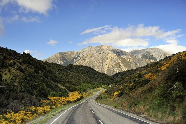 New Sealand: The Karamea Highway