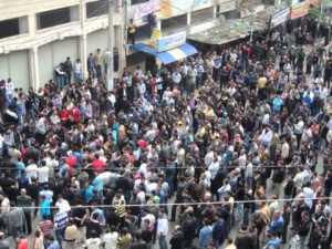 Syrian revolution 2011