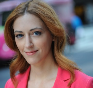 Kelly McGonigal, a business school lecturer at Stanford and program developer for the Stanford Center for Compassion and Altruism Research and Education Source: Kelly McGonigal