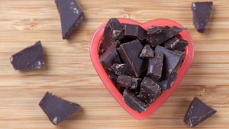 Eating chocolate could lower heart disease and stroke risk Credit: University of Aberdeen