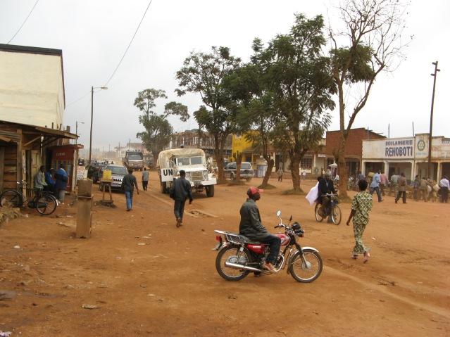 FLI Virunga Butembo_main_street