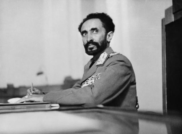 FLI Haile Selassie