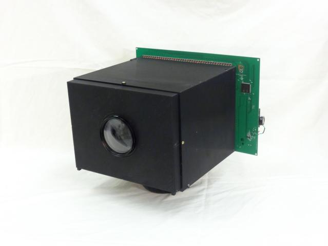 FLI camera that powers itself