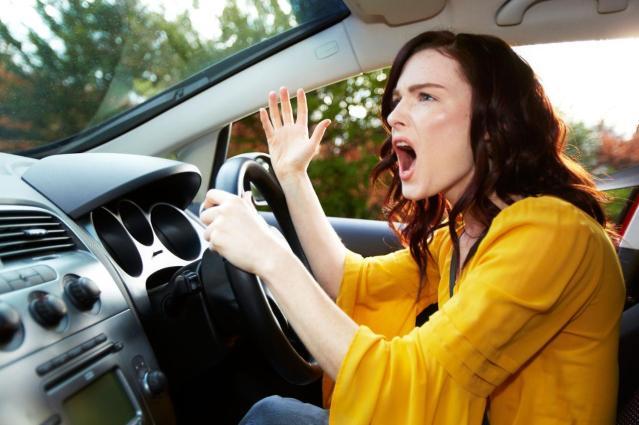 FLI woman driver 2