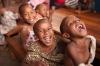 FLI laughing children