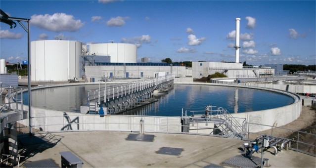 FLI waste energy water treatment plant