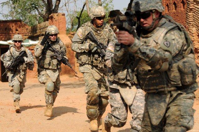 FLI soldiers