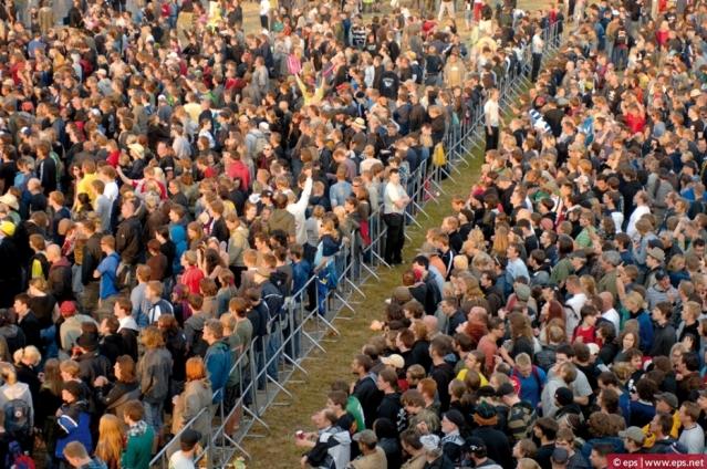 FLI Crowd-Control