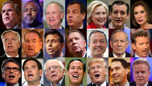FLI Presidents candidates