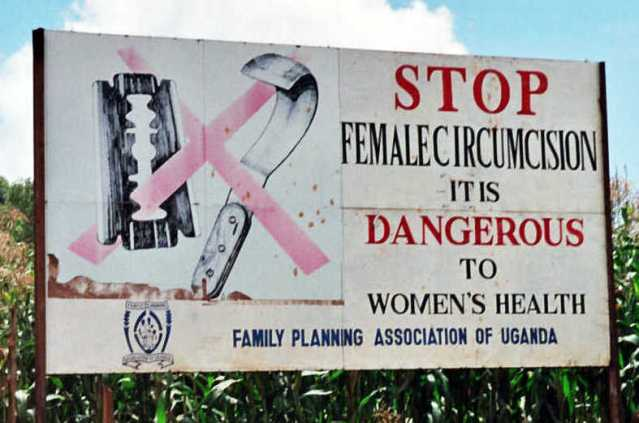 FLI_Campaign_road_sign_against_female_genital_mutilation