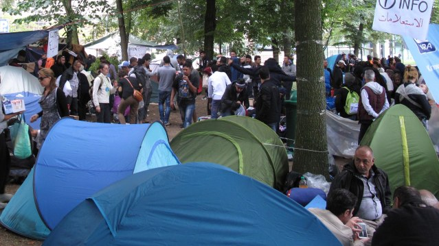 FLI Tent City Featured