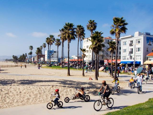 FLI California-beach-getaways-venice-beach