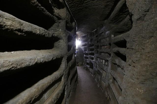 fli-catacombs-of-priscilla-rome
